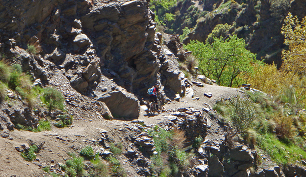 Ruta 4 | Barranco Laroles